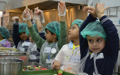 Blooming Bs: providing children with healthy, nutritious, and delicious meals