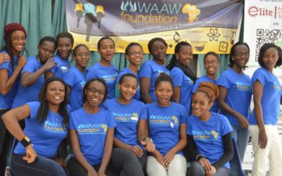 She Hacks Africa: fighting the challenges that prevent girls from enrolling in STEM