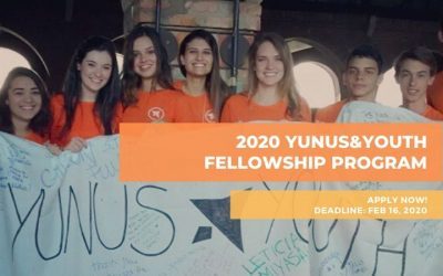 Yunus&Youth Selects up to 35 Social Entrepreneurs for Fellowship Program