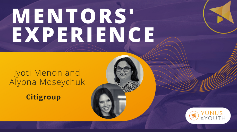 Worldwide Mentorship: the Yunus&Youth Mentoring Experience