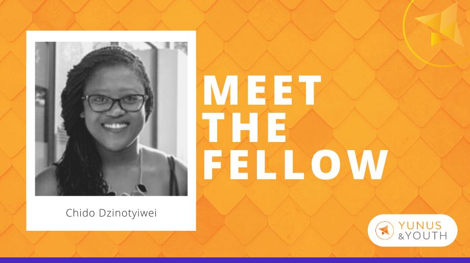 Meet the Fellow: Chido Dzinotyiwe