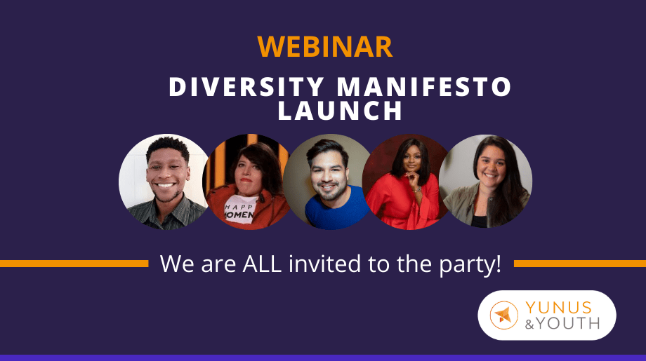 Diversity Manifesto Launch: We are ALL invited to the party!