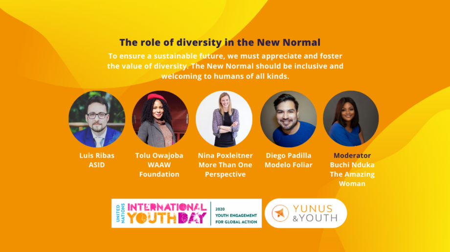 The Role of Diversity in the New Normal