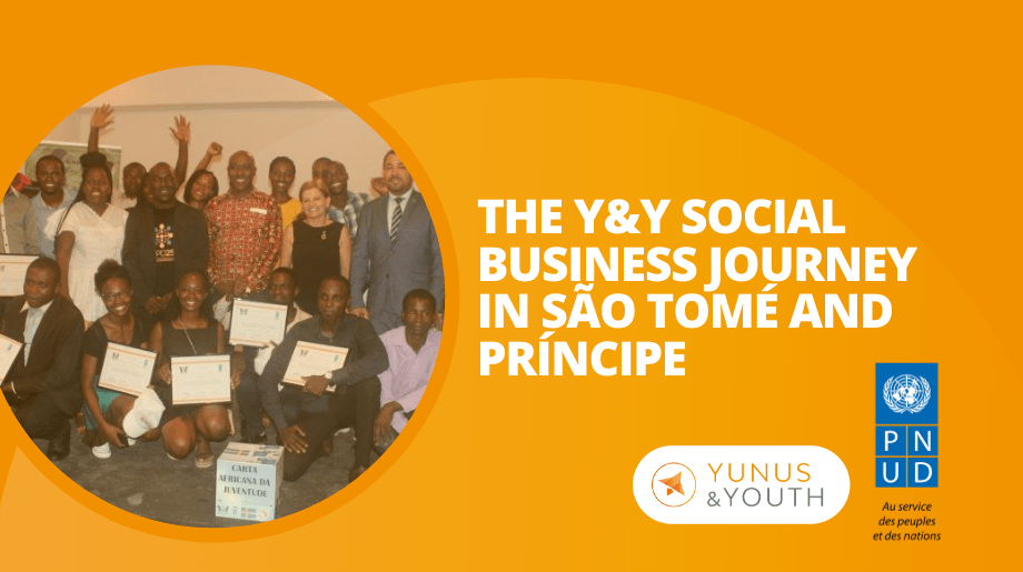 The Y&Y Social Business Journey in São Tomé and Príncipe
