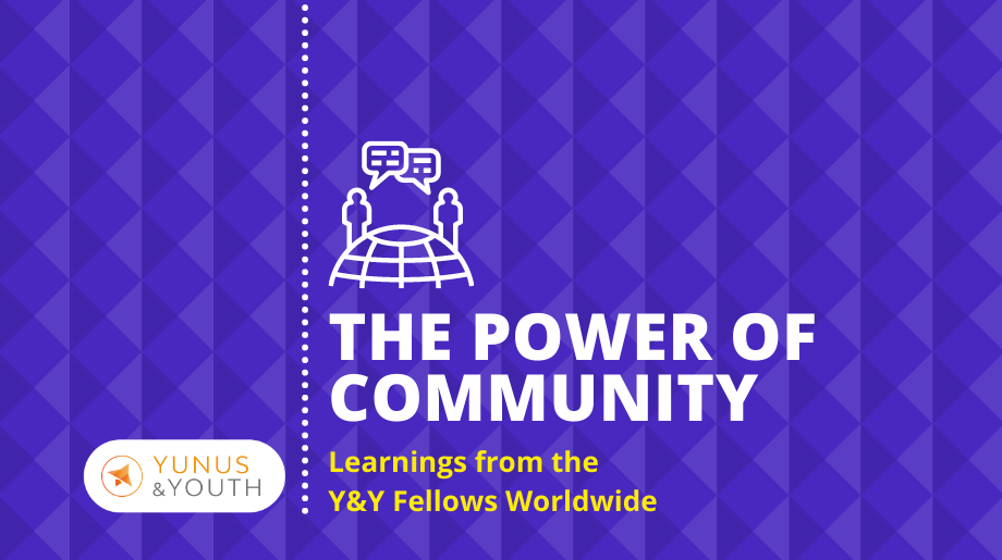 The Power of Community: Learnings from the Y&Y Fellows Worldwide
