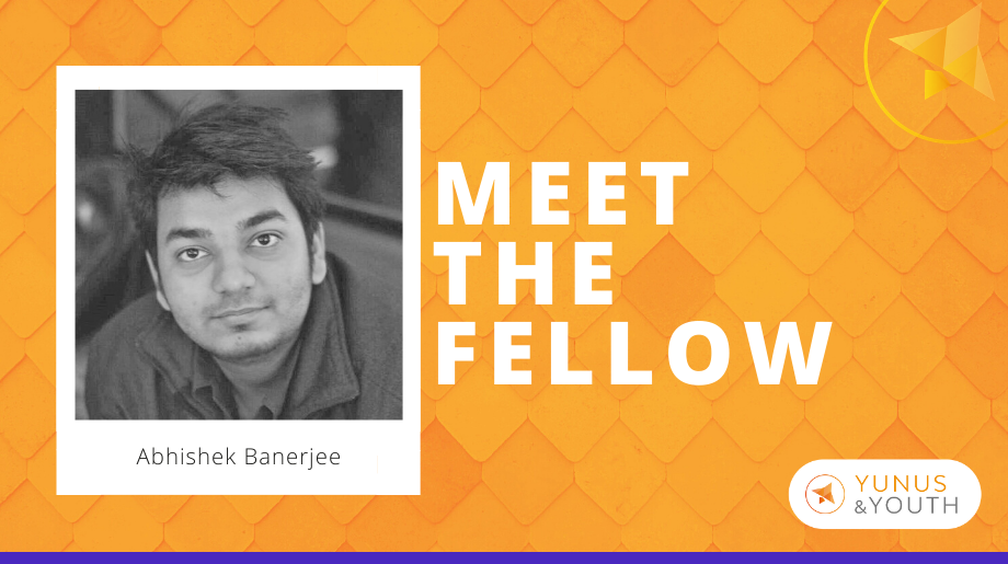 Abhishek Banerjee: Improving the world, one brick at a time