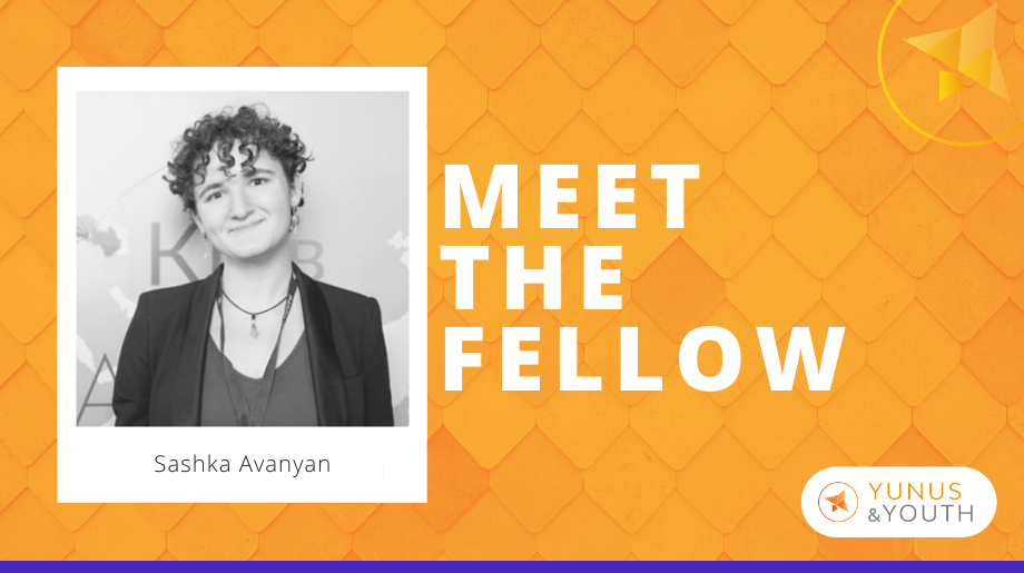 Sashka Avanyan: Social businesses in the local creative economy
