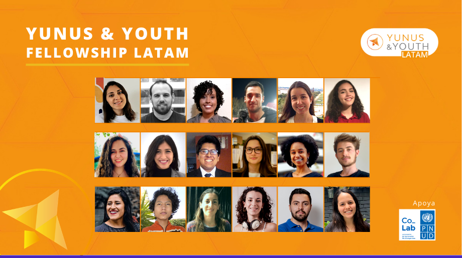 Introducing the first cohort of Y&Y Fellows from Latin America