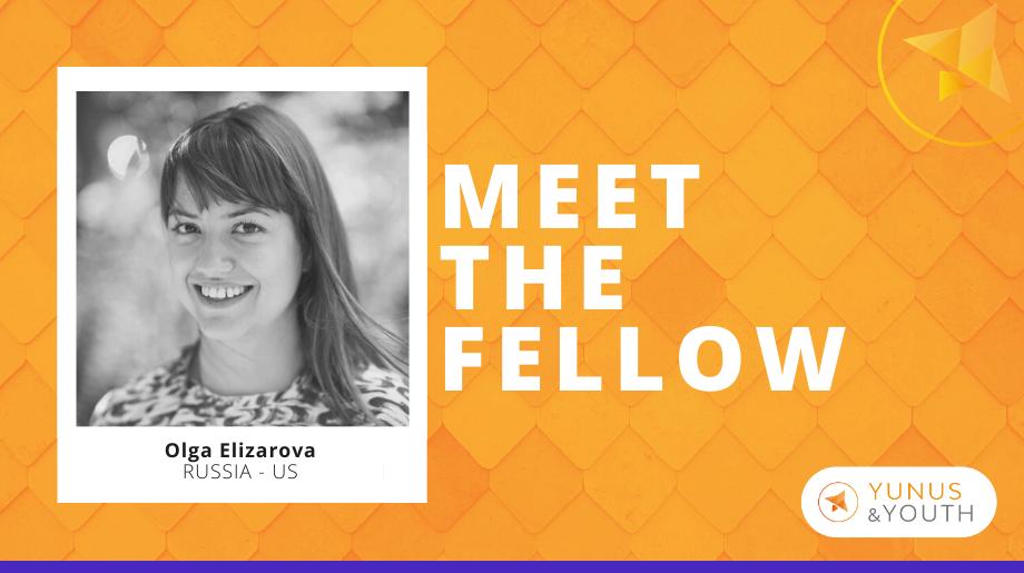 Olga Elizarova – Community-designed solutions
