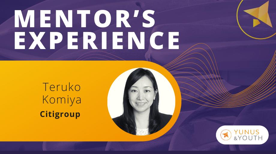 Y&Y Mentor Teruko Komiya: The power of mentoring