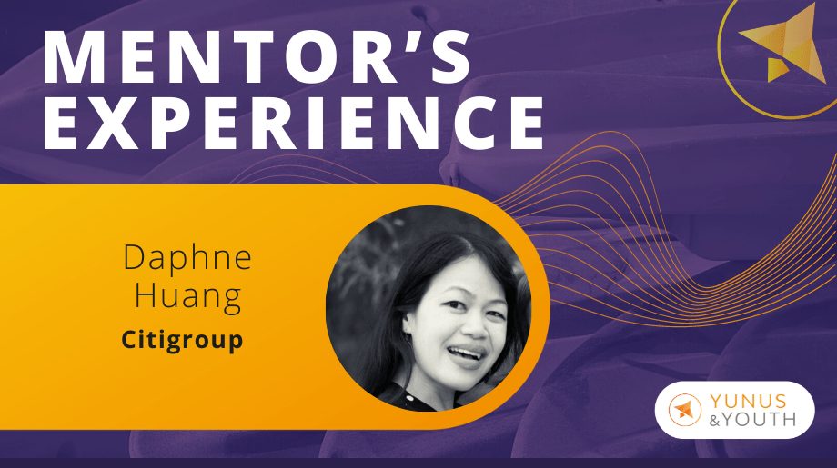 Meet the Y&Y Mentor: Daphne Huang