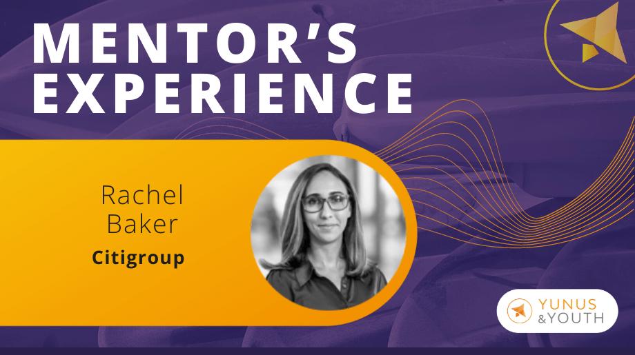Meet the Mentor: Rachel Baker